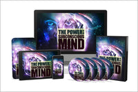 The Power Of Subconscious Mind Video Set with Private Resell Rights
