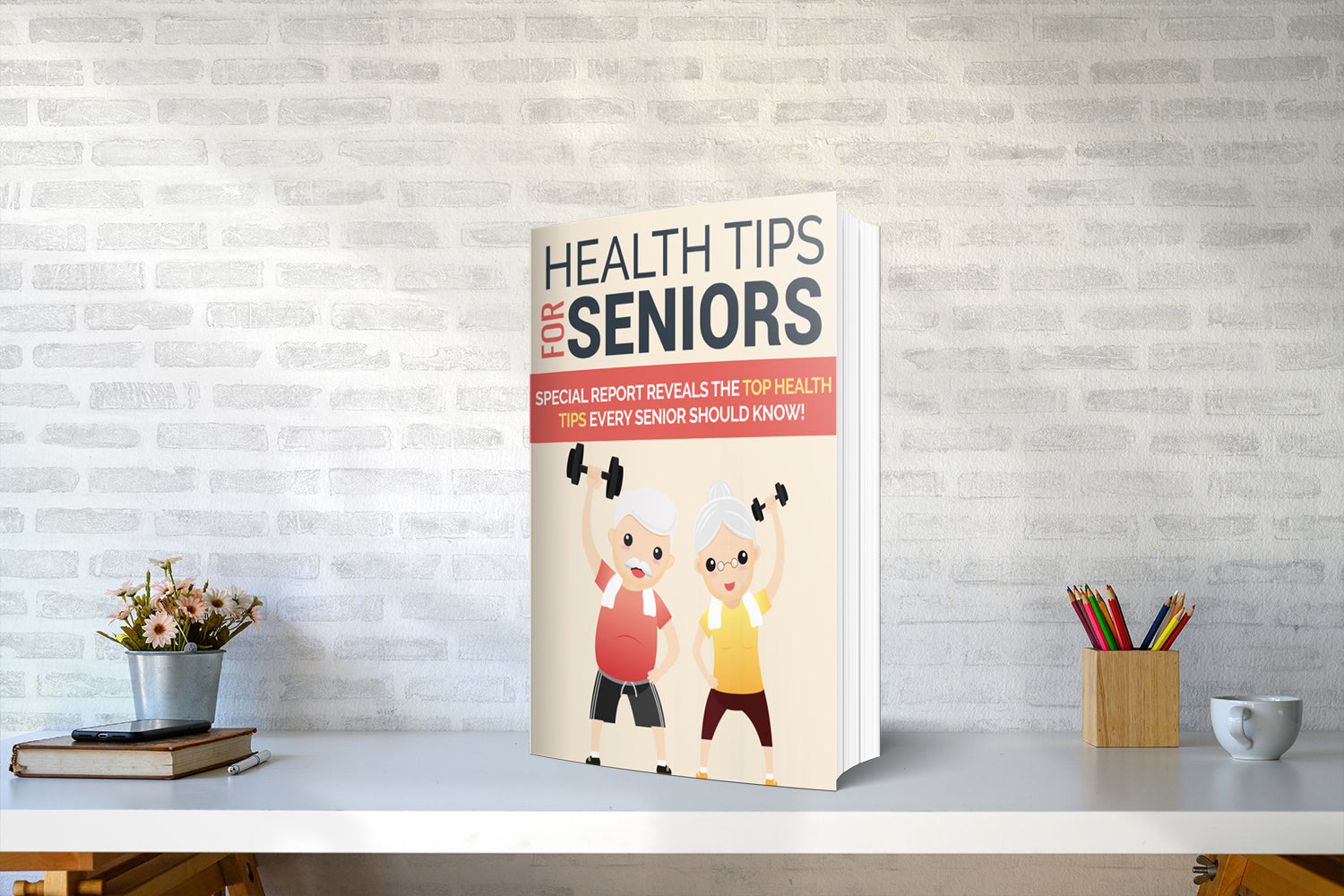 Health Tips For Seniors – Special Report Reveals The Top Health Tips Every Senior Should Know!