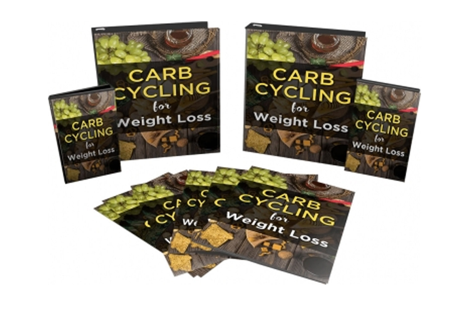 Carb Cycling for Weight Loss Video Upgrade, This diet video course reveals everything you need to know about Carb Cycling