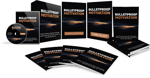 Bulletproof Motivation Video Upgrade, You Will Find That You Have More Time To Enjoy Yourself Or To Relax With Family.