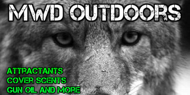 2'x4' MWD Outdoors Banner