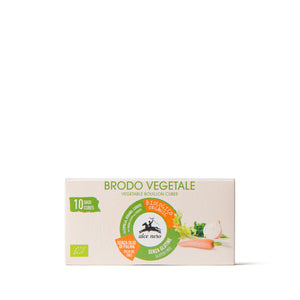 Dado vegetale biologico