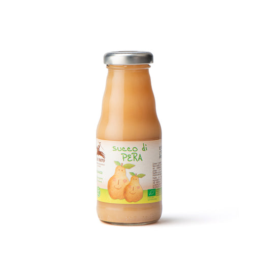 Succo di pera baby food biologico