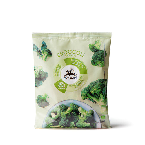 Broccoli surgelati biologici