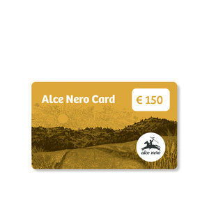Alce Nero Card
