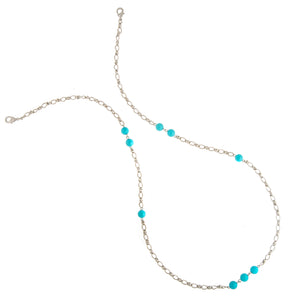Aqua Face Mask Chain