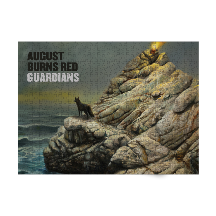 Guardians Album Jigsaw Puzzle