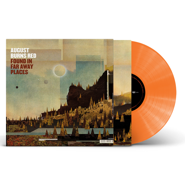 Found In Far Away Places LP (Neon Orange)