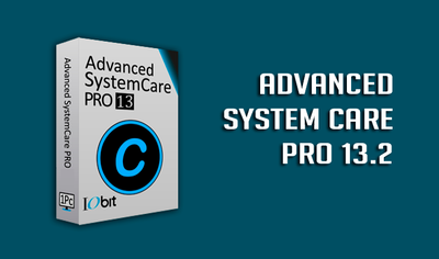 iObit Advanced SystemCare Pro 13.2.0 Official License Key