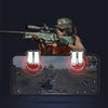 Gaming Trigger Fire Button Aim Key Smart phone Mobile Joysticks Game L1R1 PUBG Shooter Controller For PUBG