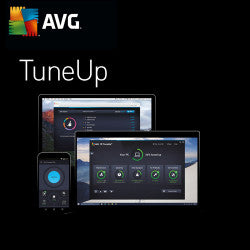 AVG TuneUp 19.1 Official License Key