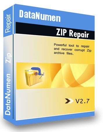 DataNumen Zip Repair v2.7 Official License Key