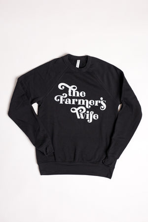 'The Farmer's Wife' Crewneck