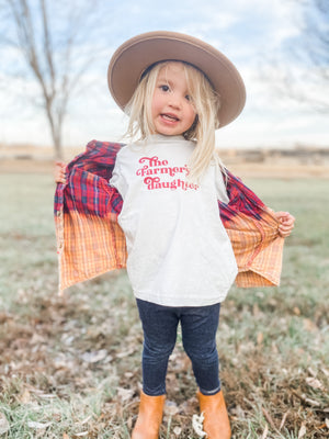 The Farmer's Daughter Tee - Toddler and Youth