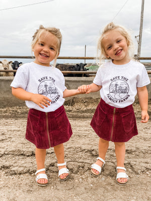Save the Family Farms - Toddler and Youth
