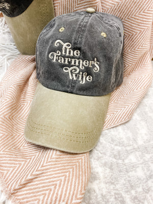 'The Farmer's Wife' Cap