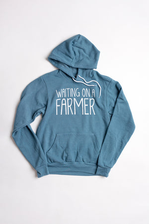 'Waiting on a Farmer' Hoodie