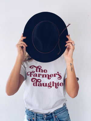The Farmer's Daughter Tee