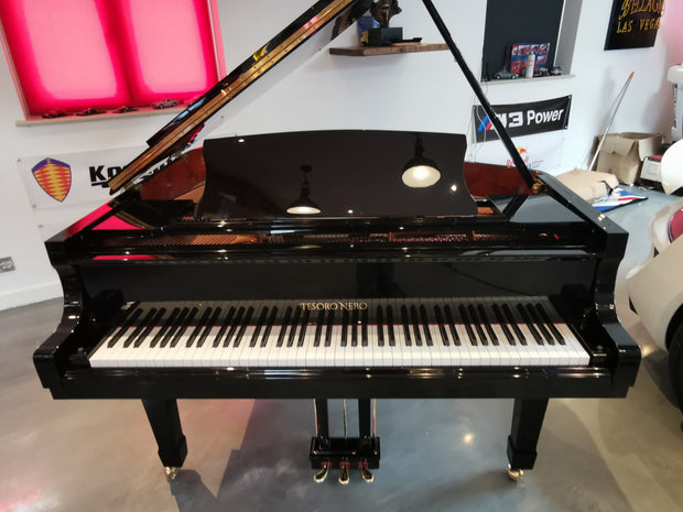 SALE NOW ON - Black SELF PLAYING Baby Grand Piano.