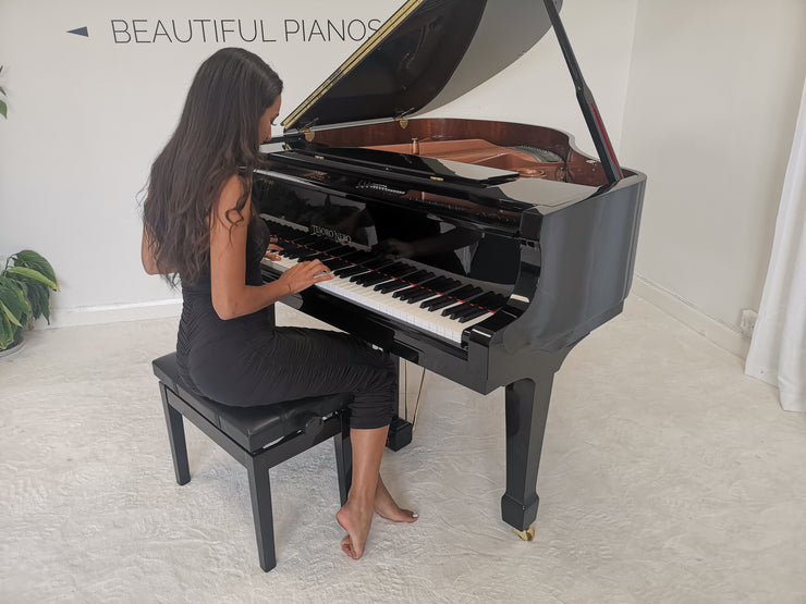 SALE NOW ON - Brand New Black Baby Grand Piano (Without Self Playing System)