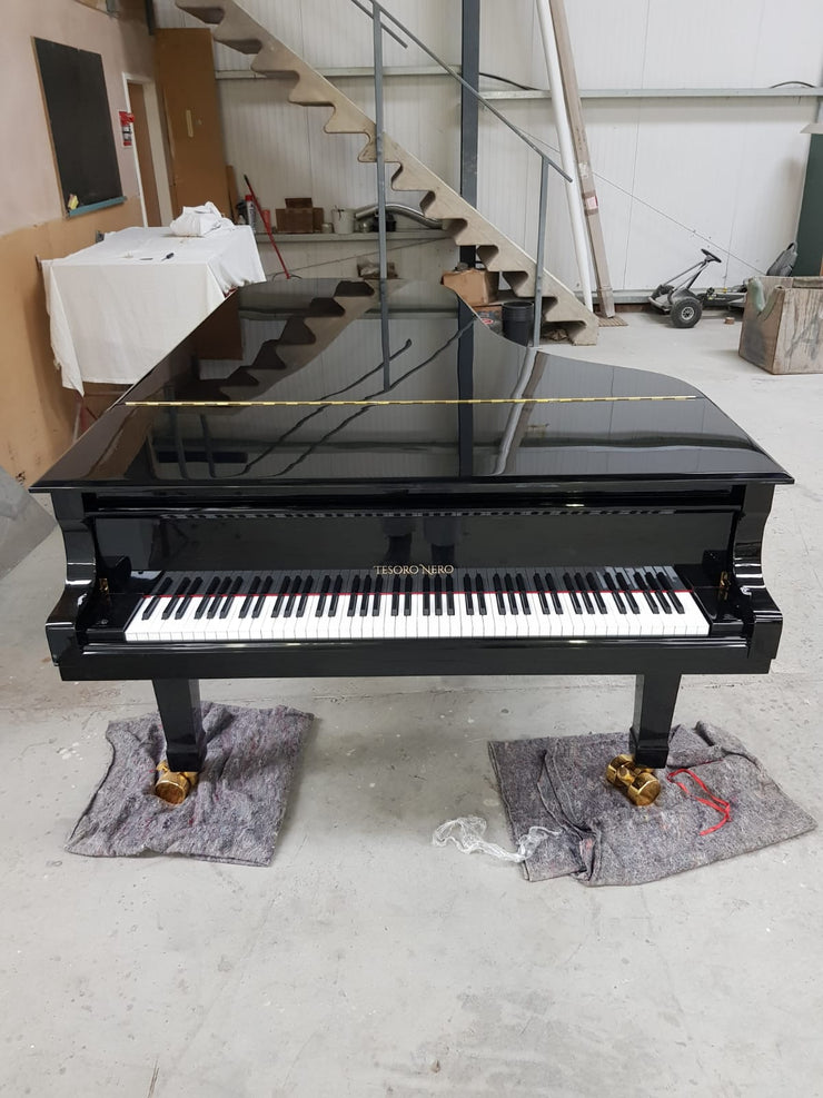 Black Concert Grand Piano Self Playing
