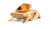 The 24k Gold Hyper Designer Piano