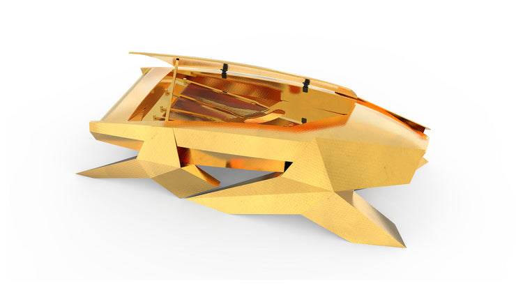 BUILD SLOT AVAILABLE - 24k Gold Hyper Designer Piano