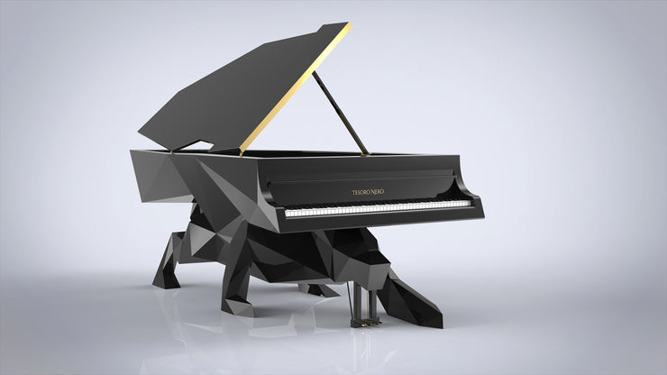 BUILD SLOT AVAILABLE - Absolutely Stunning Self-Playing Panther Piano