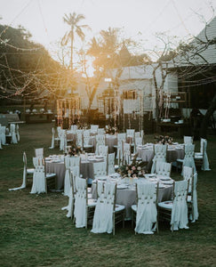6 Romantic Garden Wedding Ideas
