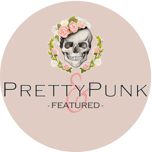 Featured in Pretty & Punk
