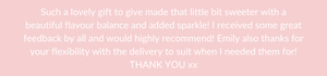 Review of Luxury Wedding Favours