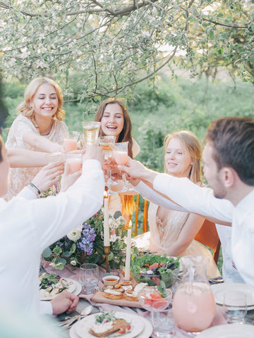 Wedding Planning advice with Friends