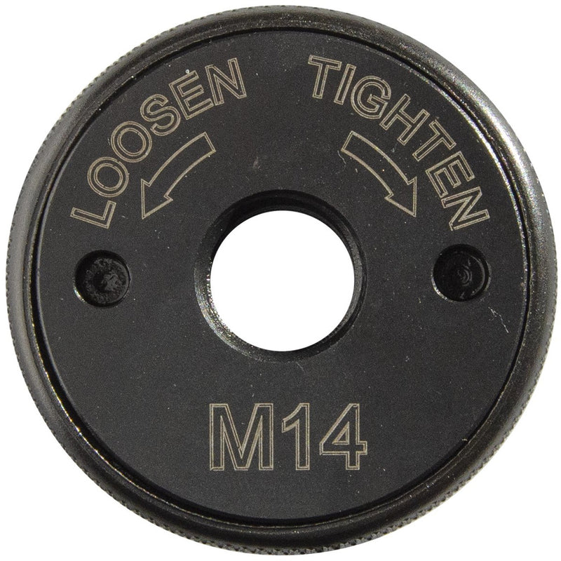 Jefferson Quick Lock Nut - M14 Grinder