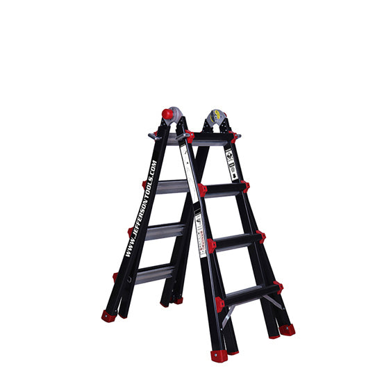 Jefferson Ladder - 4 - Tread Mp