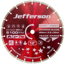 Jefferson Diamond Disc 300X20mm