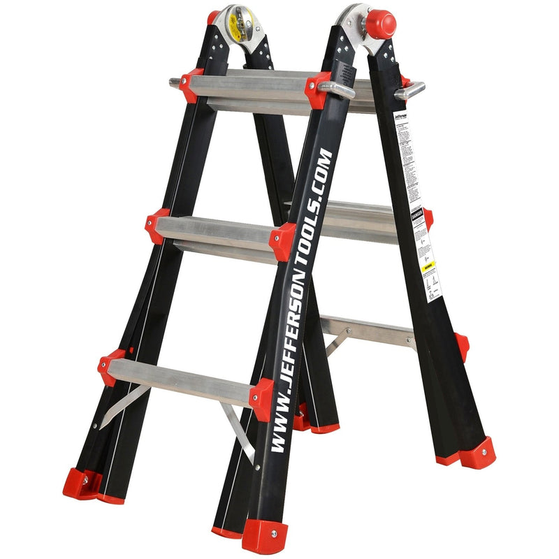 Jefferson Ladder - 3 - Tread Mp