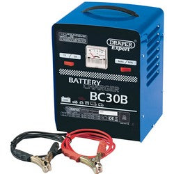 Draper Battery Charger 30A 230V