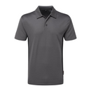 131 TUFFSTUFF ELITE POLO SHIRT GREY AT TED JOHNSONS