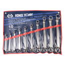 King Tony Spanner Set-mm Ring10PC