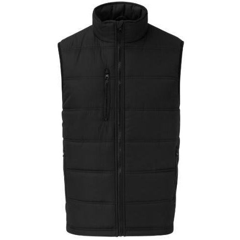2230 FORTRESS CARLTON BODYWARMER BLACK AT TED JOHNONS