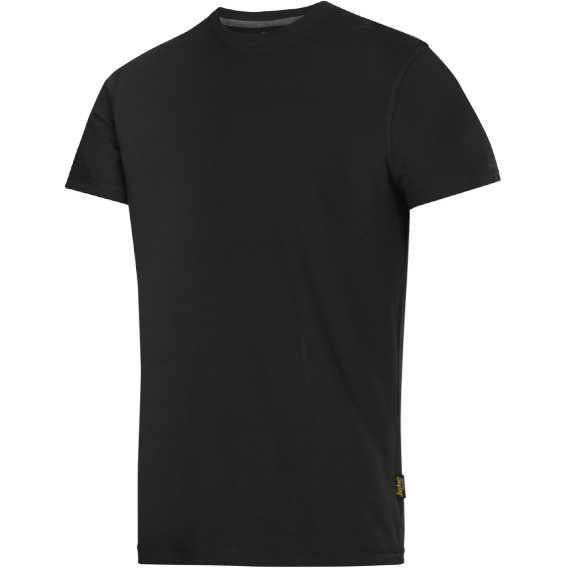 Snickers 2502 Classic Black T-Shirt