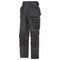 Black Workwear Trousers 32110404044