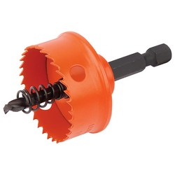 Draper Hex Sh.HSS Bi - Metal Holesaw 32mm