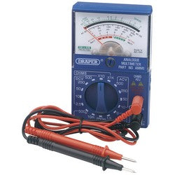 Draper Multimeter Pocket Analogue