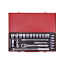 King Tony Socket Set-12D mm 24PC
