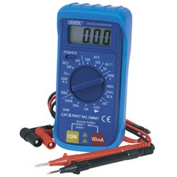 Draper Multimeter Digital