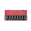 King Tony Socket Set-34D Deep Impact mm 8PC