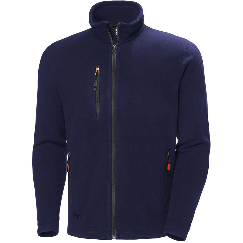72026_990 Oxford Fleece Jacket Helly Hansen at Ted Johnsons