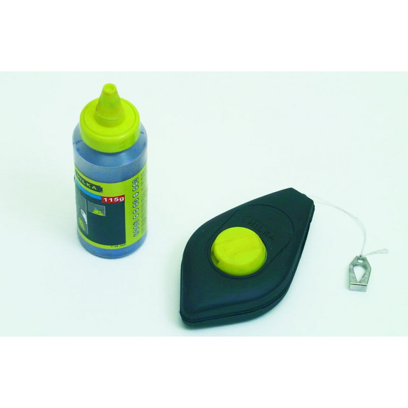 Protool Chalk Line With Chalk Hilka