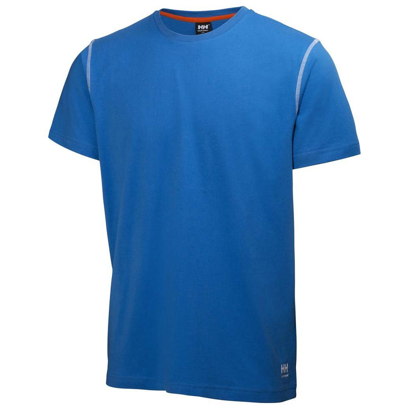 79024_530 Oxford Racer Blue T Shirt Helly Hansen at Ted Johnsons